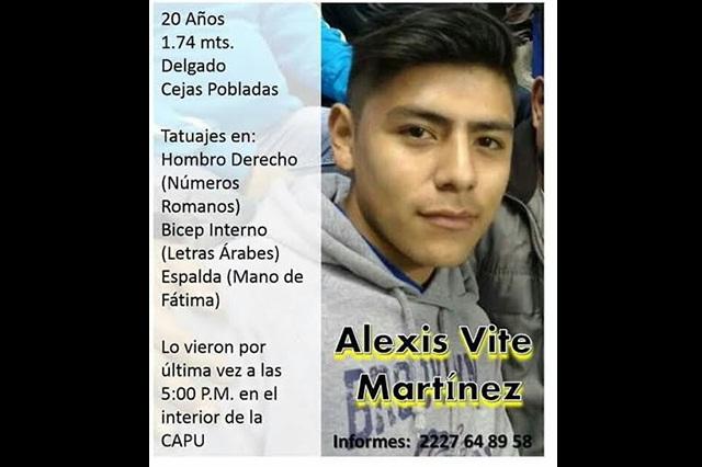 Identifican el cadáver de joven encobijado en Granjas Puebla