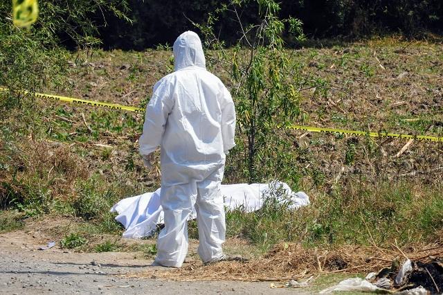 Hallan en Juan C. Bonilla cadáver en avanzada descomposición