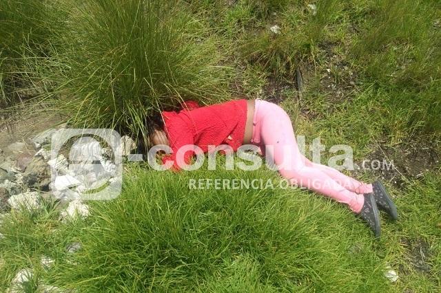 Hallan cadáver de una joven con un golpe en la cabeza en Ciudad Serdán