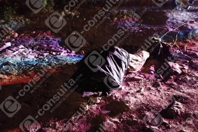 Segundo cadáver en Barranca Honda, en menos de 24 horas