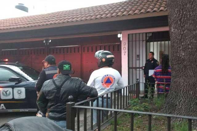 Encuentran los cadáveres de 5 personas en San Jerónimo Lídice