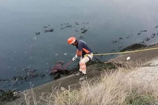 Encuentran los cadáveres de 2 mujeres en canal de Valsequillo