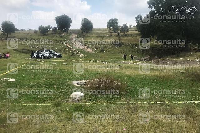 Cadáver en pozo de Santa Catarina podría ser de un policía