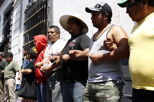 Exigen a candidatos compromisos a favor de presos políticos en Puebla