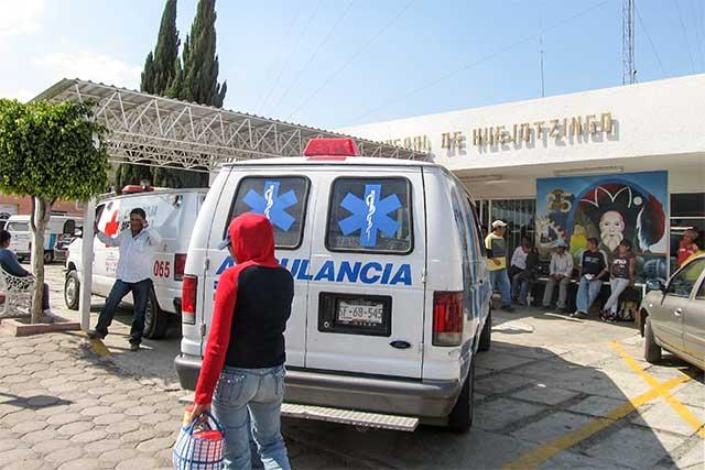 Cae a barranca en Cuautlancingo tras ser sorprendido robando combustible