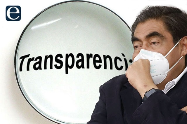 Cae Gobierno de Puebla en transparencia fiscal
