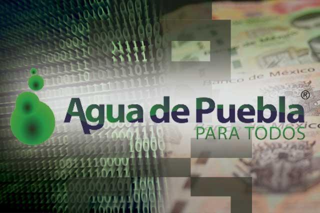 Hackean Agua de Puebla y se  disparan tarifas a 5 mil clientes