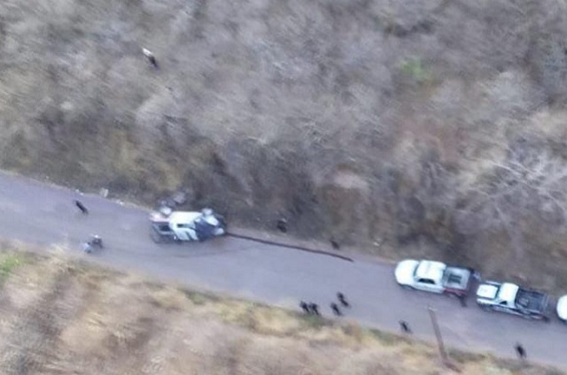Caen 6 por emboscada y asesinato de policías estatales en Jolalpan