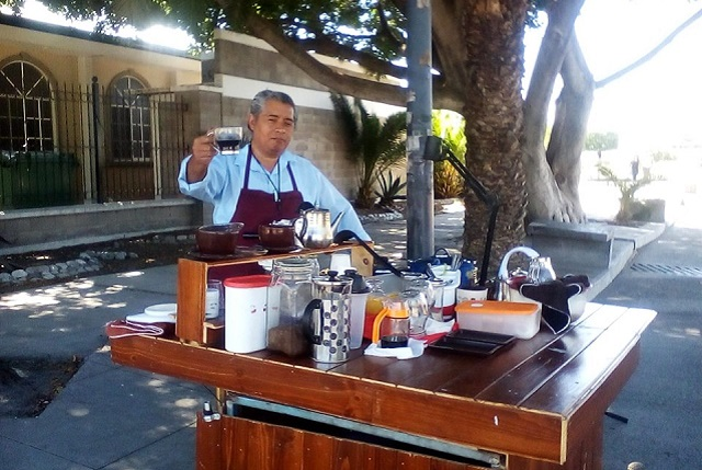 Ikigai: carrito de café en Tehuacán que le compite a Starbucks