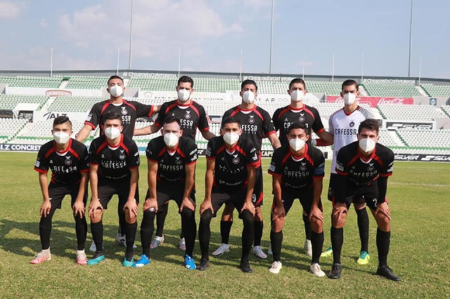 Deportivo Cafessa, en Liga Premier, el nuevo destino de Joao Maleck