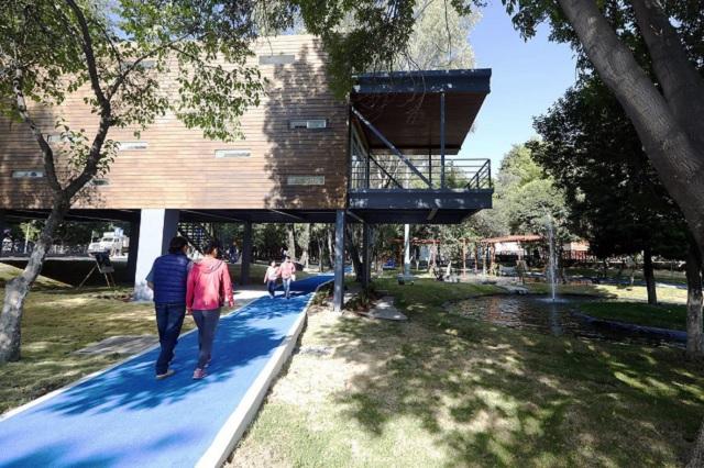 Coffe York operará cafetería en el remodelado Parque Juárez