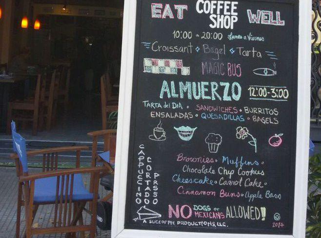 Dueños de cafetería uruguaya denuncian que un mexicano los amenazó