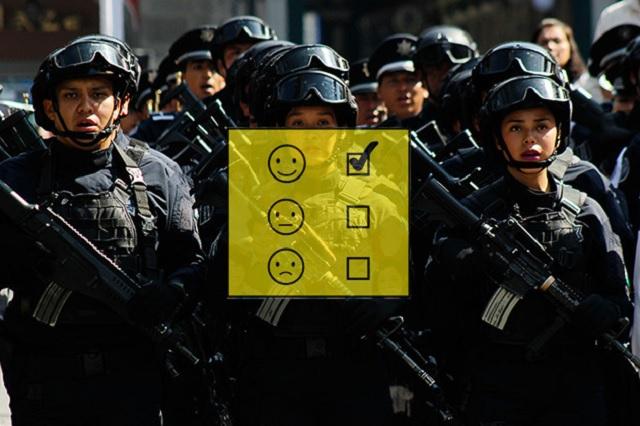 Café y agua gratis para policías en Puebla, ofrece la RMF