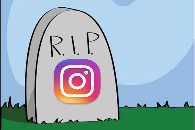 Instagram se cae… otra vez