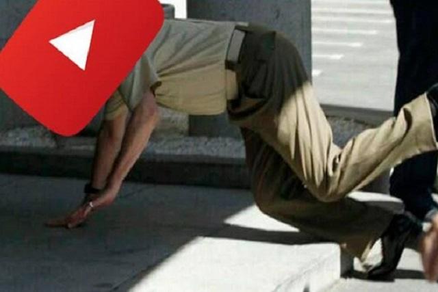 Este es el video del supuesto reptiliano que causó la caída de YouTube