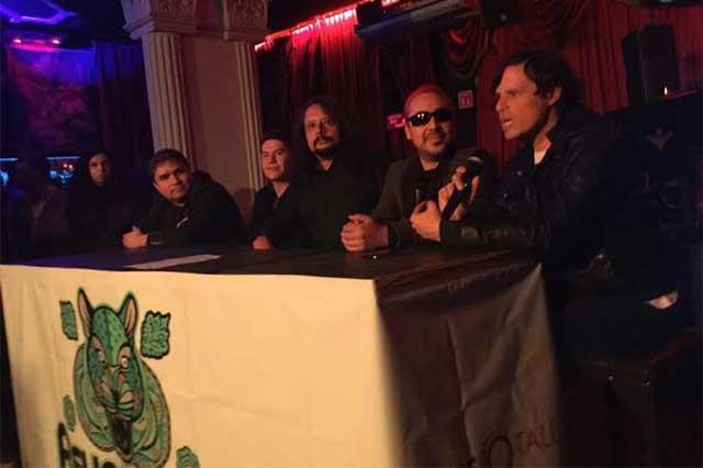 Llega Caifanes a Puebla para encabezar el Revolution Fest 2016