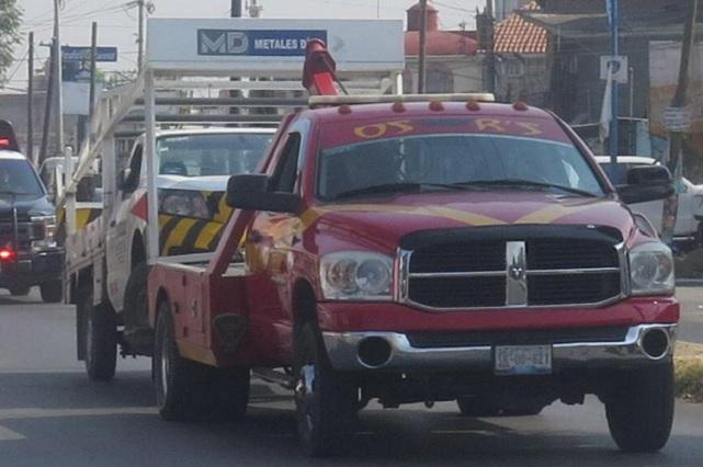 Policías recuperan caja fuerte luego de balacera en Colombres