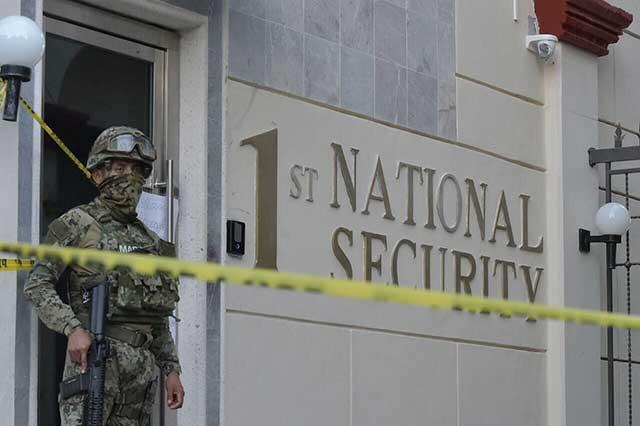 Cateo de cajas de seguridad en Cancún provoca protesta social: diputado