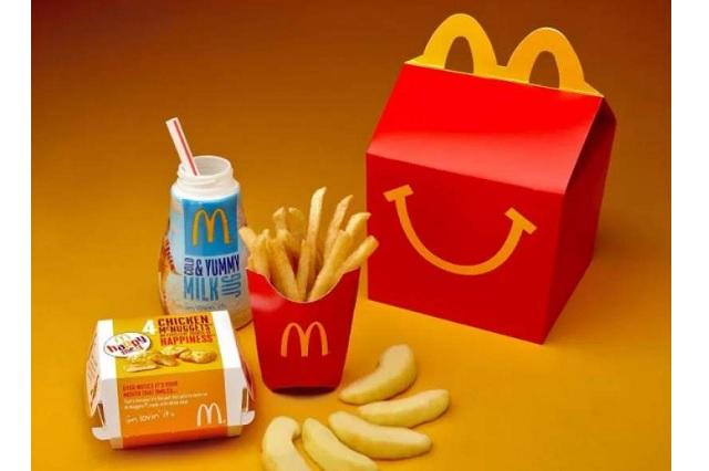 Cajita feliz de McDonalds ya no tendrá juguetes de plástico