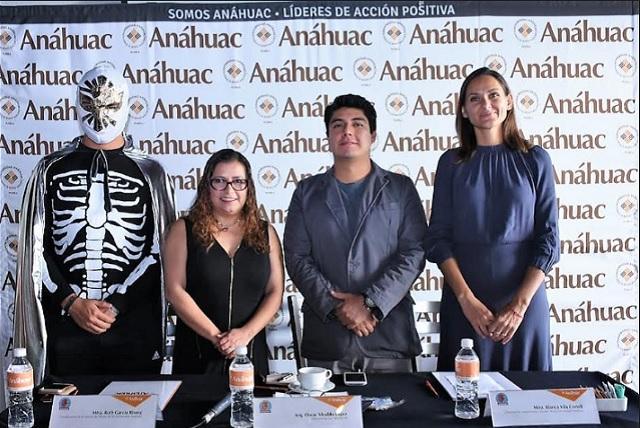 Universidad Anáhuac presenta IV Concurso Nacional Calavereando