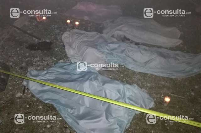 Explota polvorín en Puebla: 14 muertos y 22 heridos