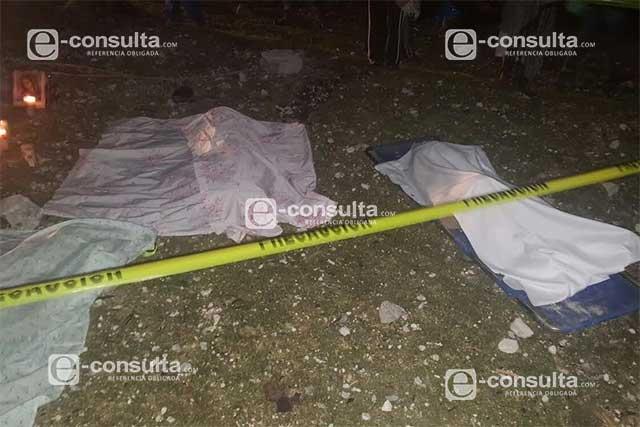Explosión deja 12 muertos en Chilchotla, Puebla