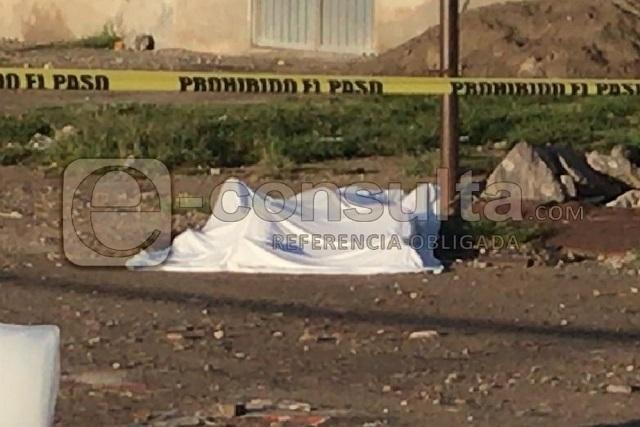 Calcinan el cadáver de un hombre en el tianguis de San Isidro