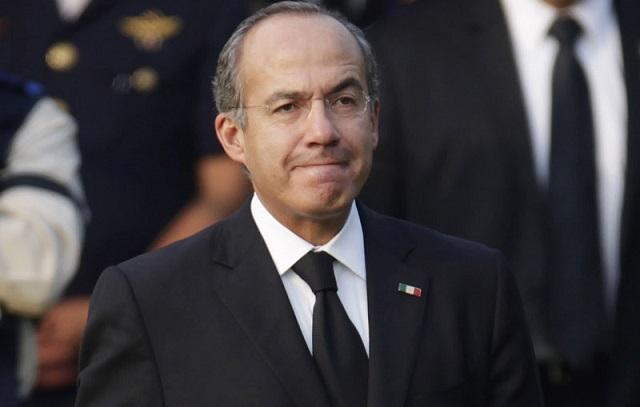 Renuncia al PAN el expresidente Felipe Calderón