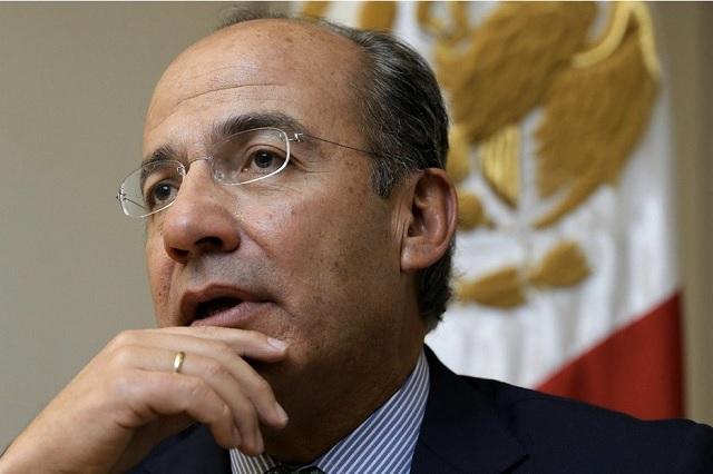 Felipe Calderón revela sus intenciones con México Libre y cómo enfrentará a AMLO