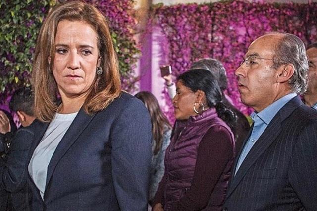 ¿Margarita Zavala y Felipe Calderón podrían volver al PAN?