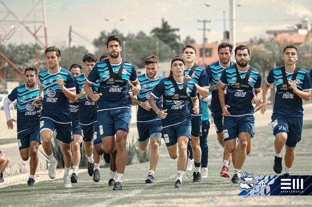 Calendario de juegos Club Puebla: Torneo Guardianes 2020