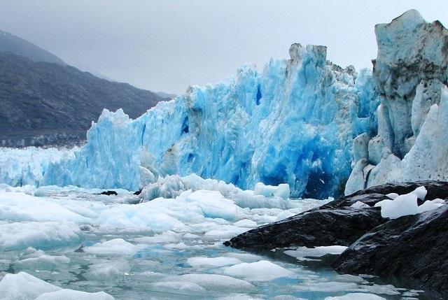 Calentamiento global acelera derretimiento de glaciares