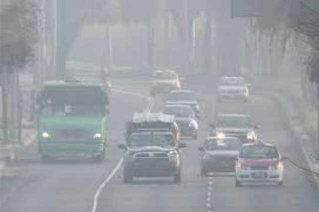 Reportan que hay mala calidad del aire en Chalco y Ecatepec