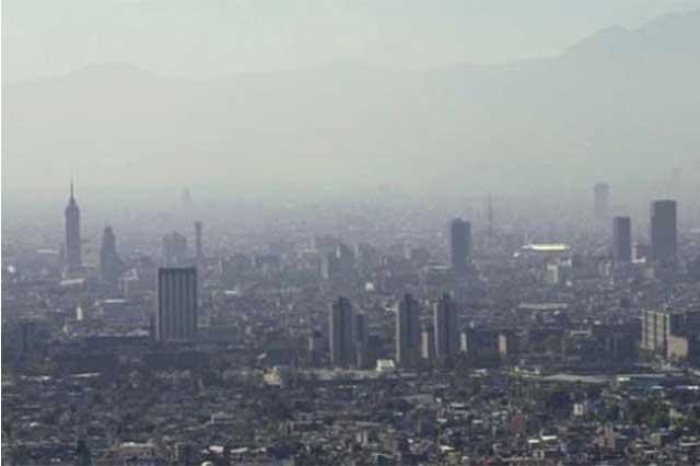 EPN asume el control de la calidad de aire de la Megalópolis