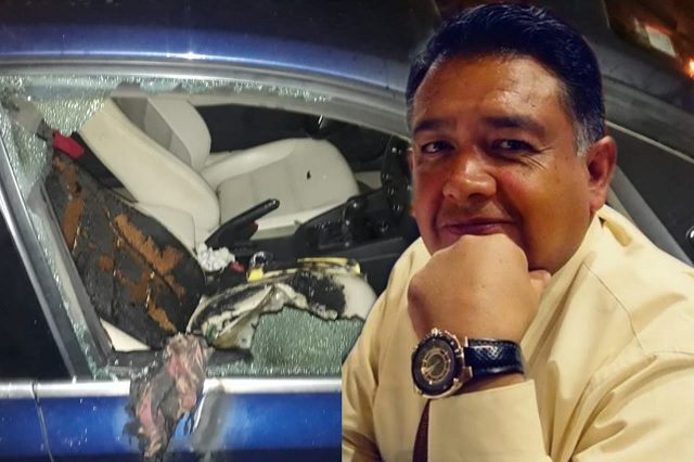 Queman su auto y amenazan de muerte a periodista de Teziutlán