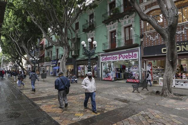 Frena INAH inicio de obras en calles del Centro de Puebla