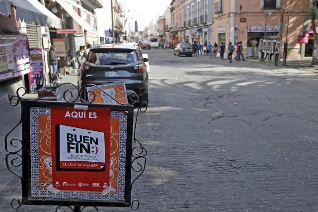 Canaco convoca a comercios de Puebla a participar en el Buen Fin