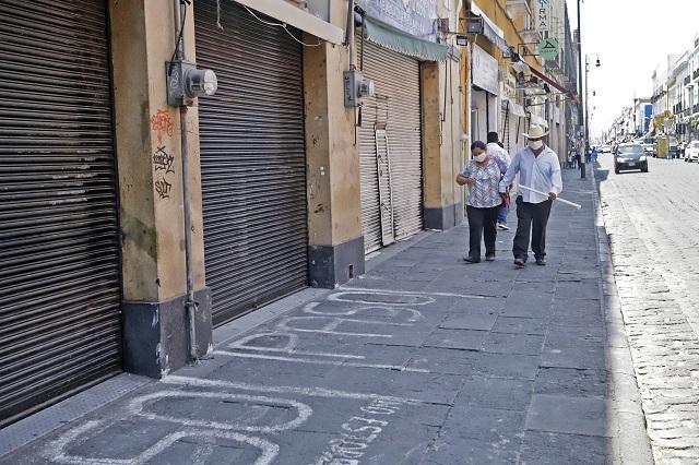 PC Estatal verifica a 412 empresas en Puebla para vigilar si deben cerrar