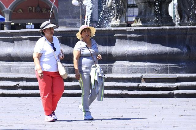 Por calor declaran emergencia en 17 municipios de Puebla