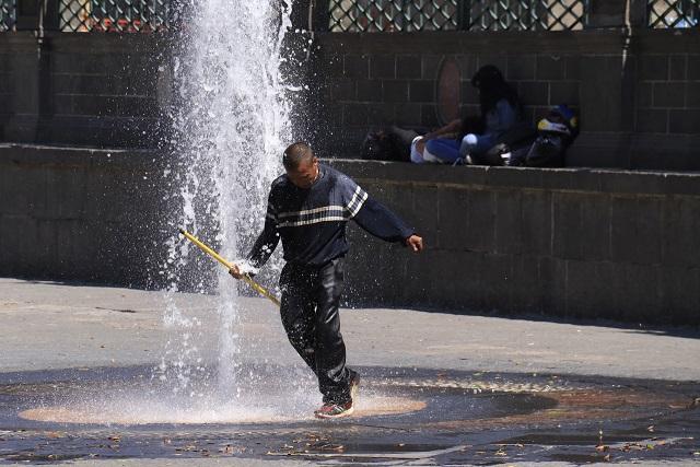 ¡Aguas! Así se vivirá la Canícula en el estado de Puebla
