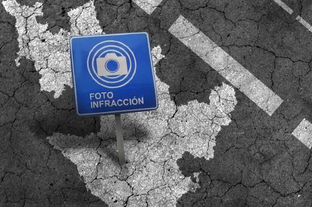 Autotraffic queda fuera de las fotomultas en Puebla