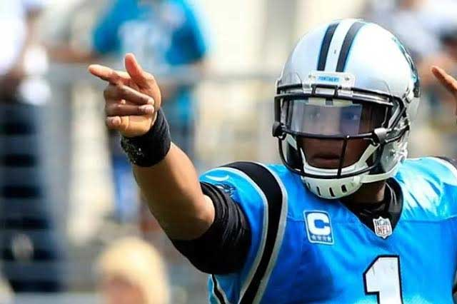 Rumbo al Super Bowl 50: Cam Newton, un QB divertido e irreverente