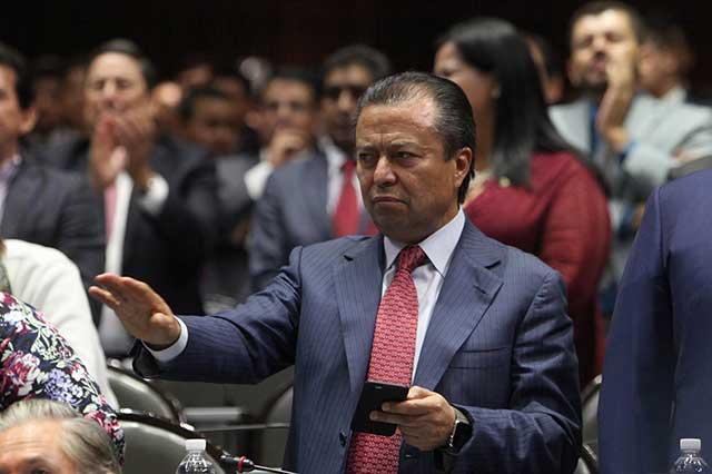 Camacho rechaza que hayan asistido diputados ebrios a sesión del presupuesto