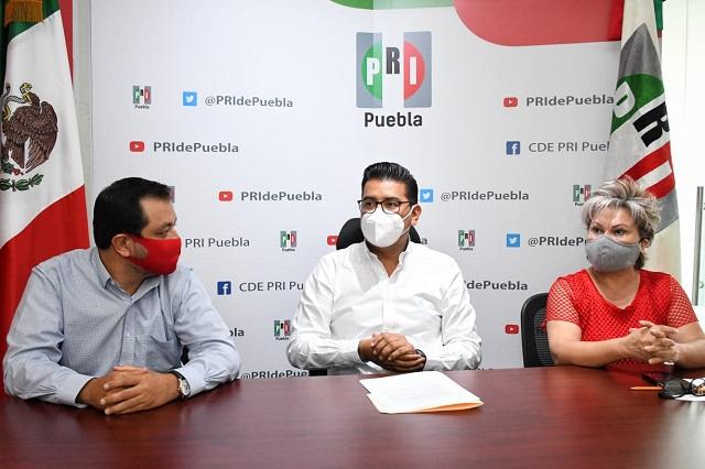 Corriente Crítica del PRI apoya a Néstor Camarillo