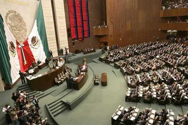 Cámara de Diputados gastará mil millones en sueldos de legisladores