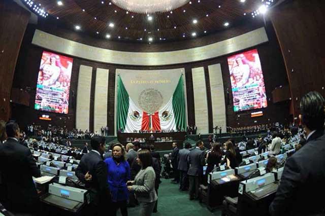Diputados avalan en lo general el Presupuesto de Egresos 2018