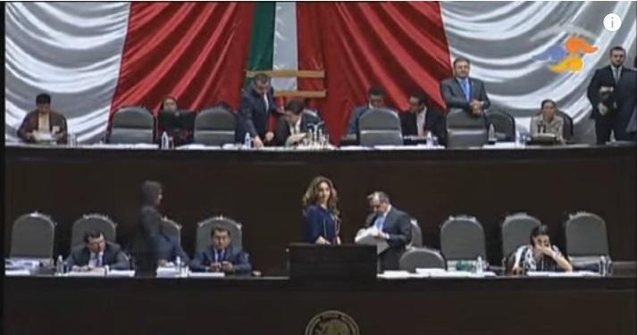 Aprueban diputados eliminar el fuero de funcionarios, incluyendo al presidente