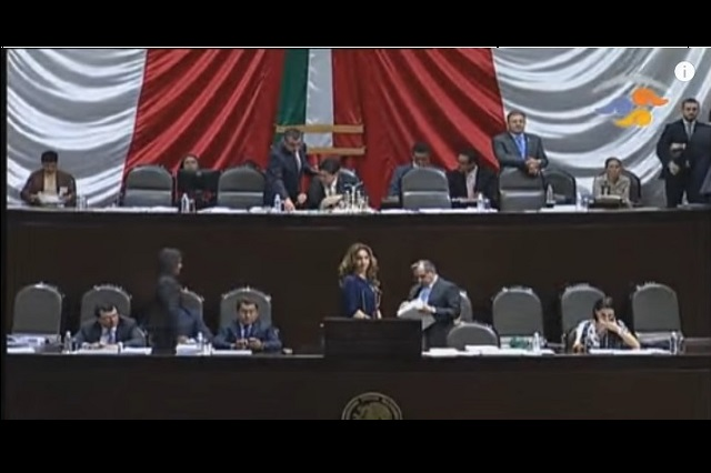 Diputados aprueban en lo general la Ley de Extinción de Dominio