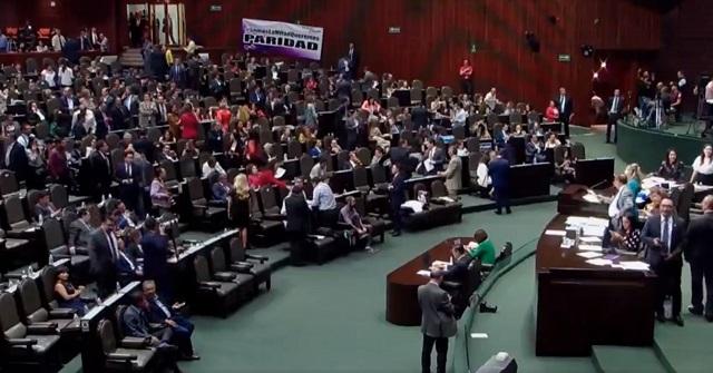 Diputados envían al Ejecutivo leyes secundarias de la Guardia Nacional