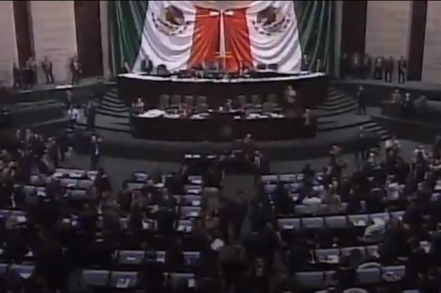 Congreso declarará constitucional la Guardia Nacional